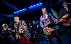 The Dowling Poole live at The Borderline May 2016 PHOTO Ila Desai